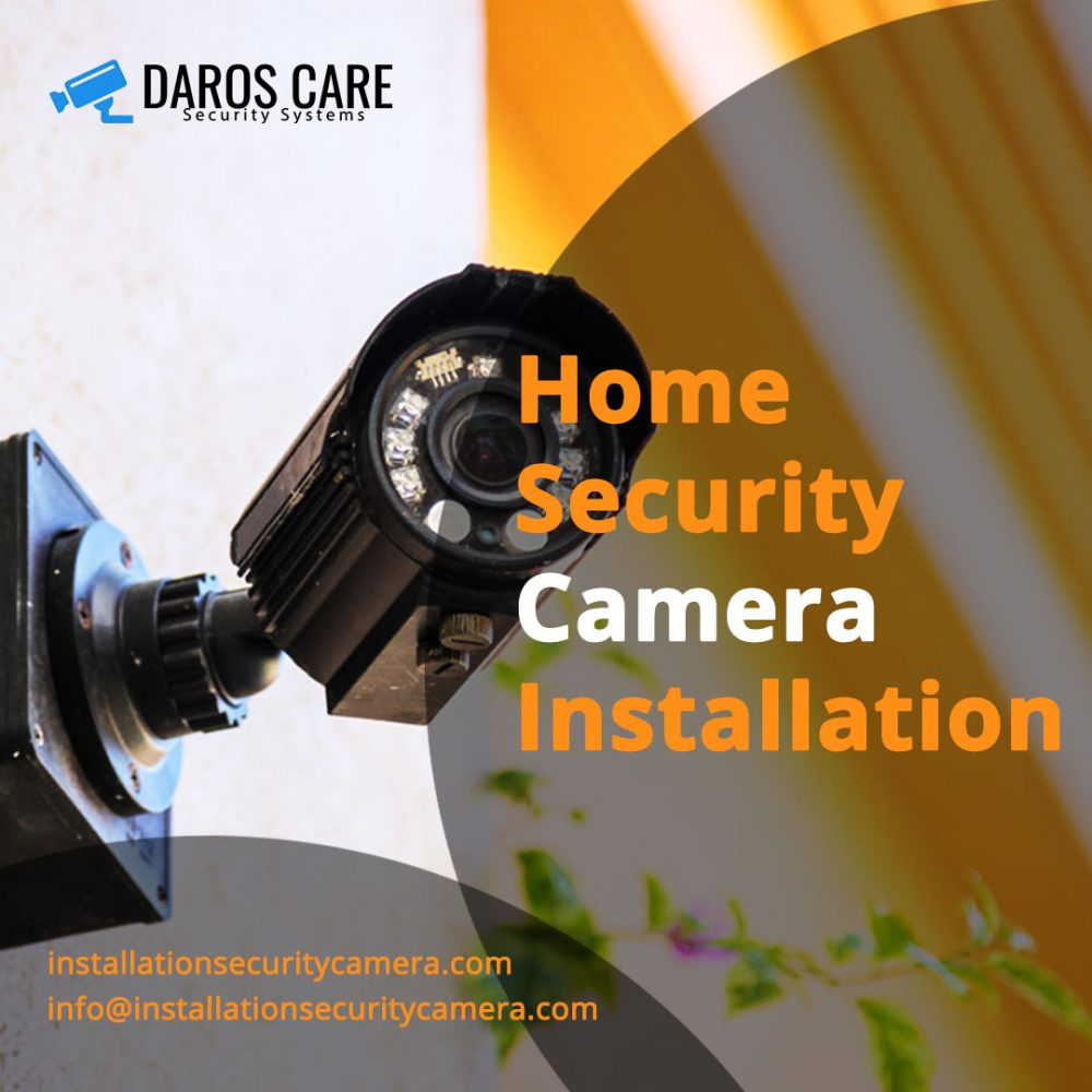 Home-Security-Camera-Installation