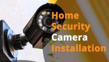 Home-Security-Camera-Installation