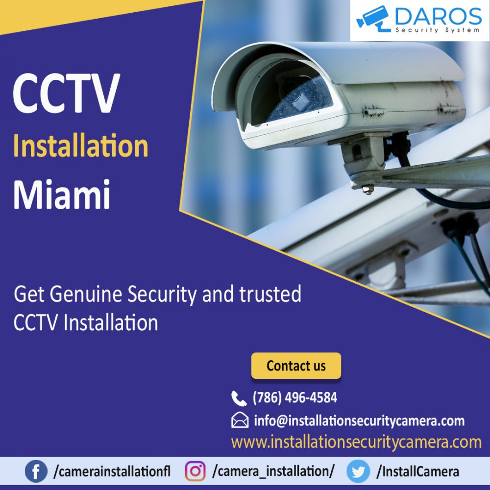 CCTV-Installation-Miami